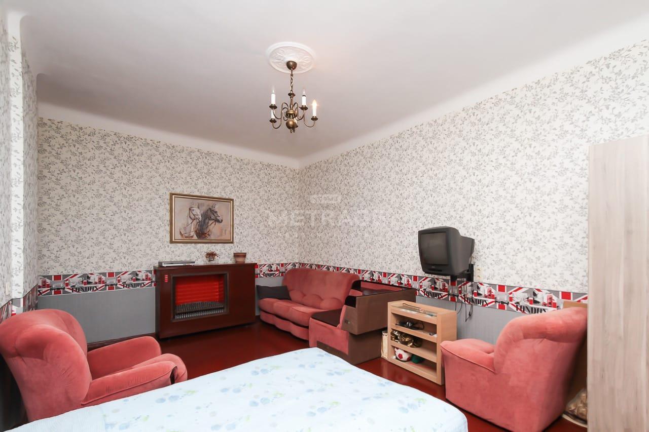 Котовского, 11, 4-комнатная квартира
