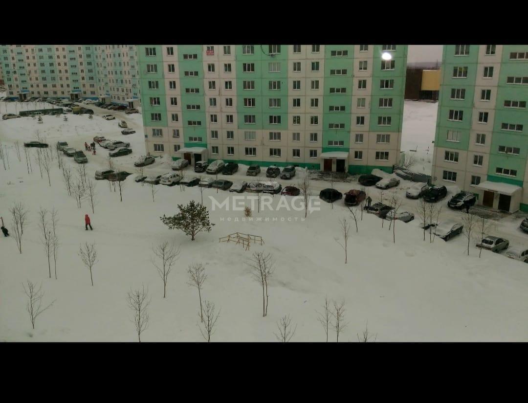 Новосибирск, Татьяны Снежиной, 39/1, 2-комнатная квартира