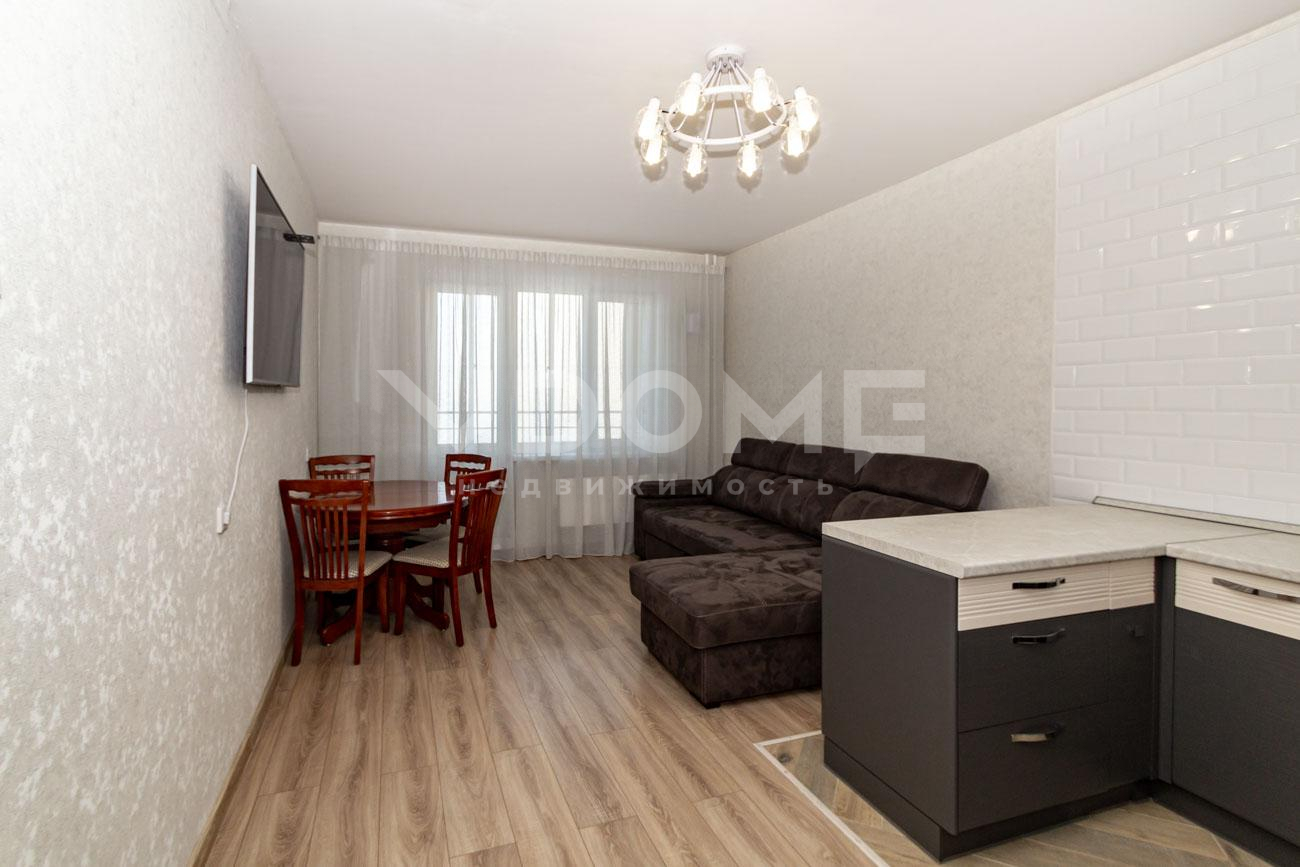 Междуреченская, 1, 3-комнатная квартира