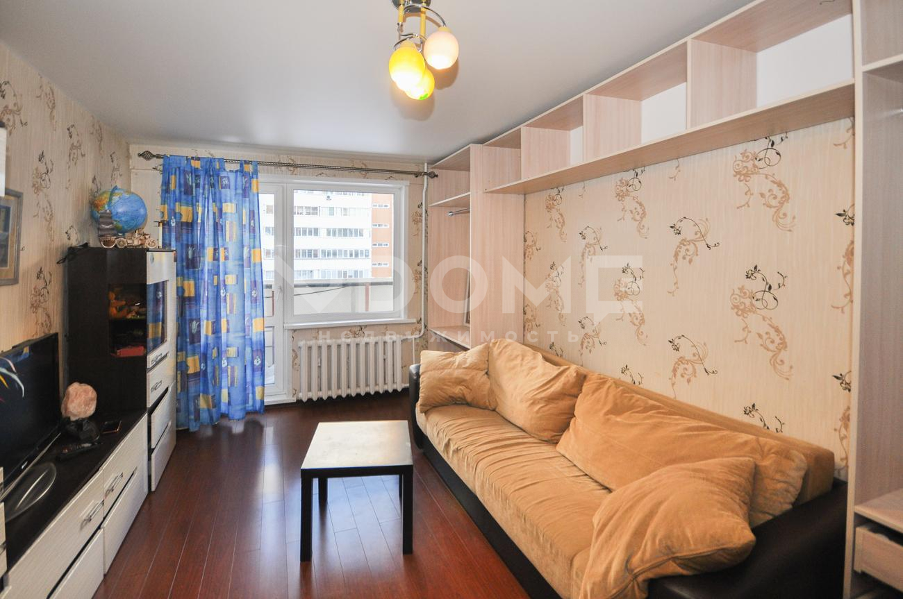 Новосибирск, Зорге, 90, 1-комнатная квартира