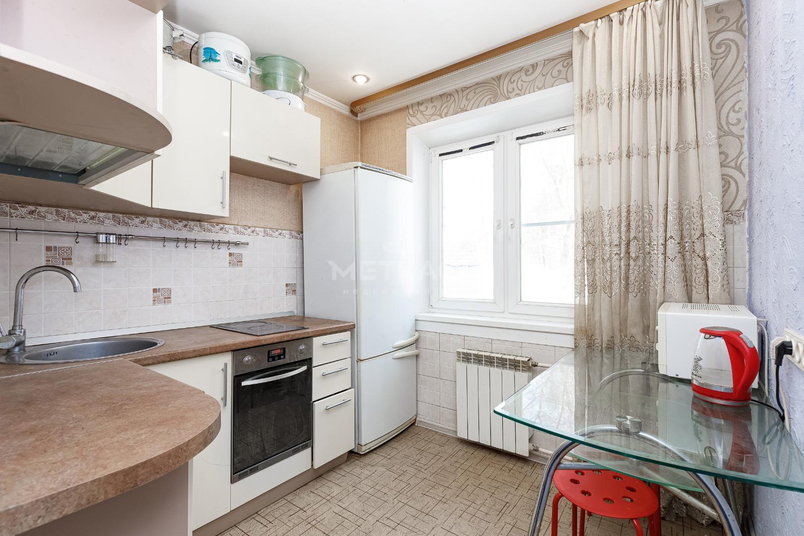 Кропоткина, 113, 2-комнатная квартира